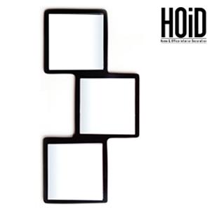 Zig Zag Contemporary Designed Wall Mirror Hoid Pk