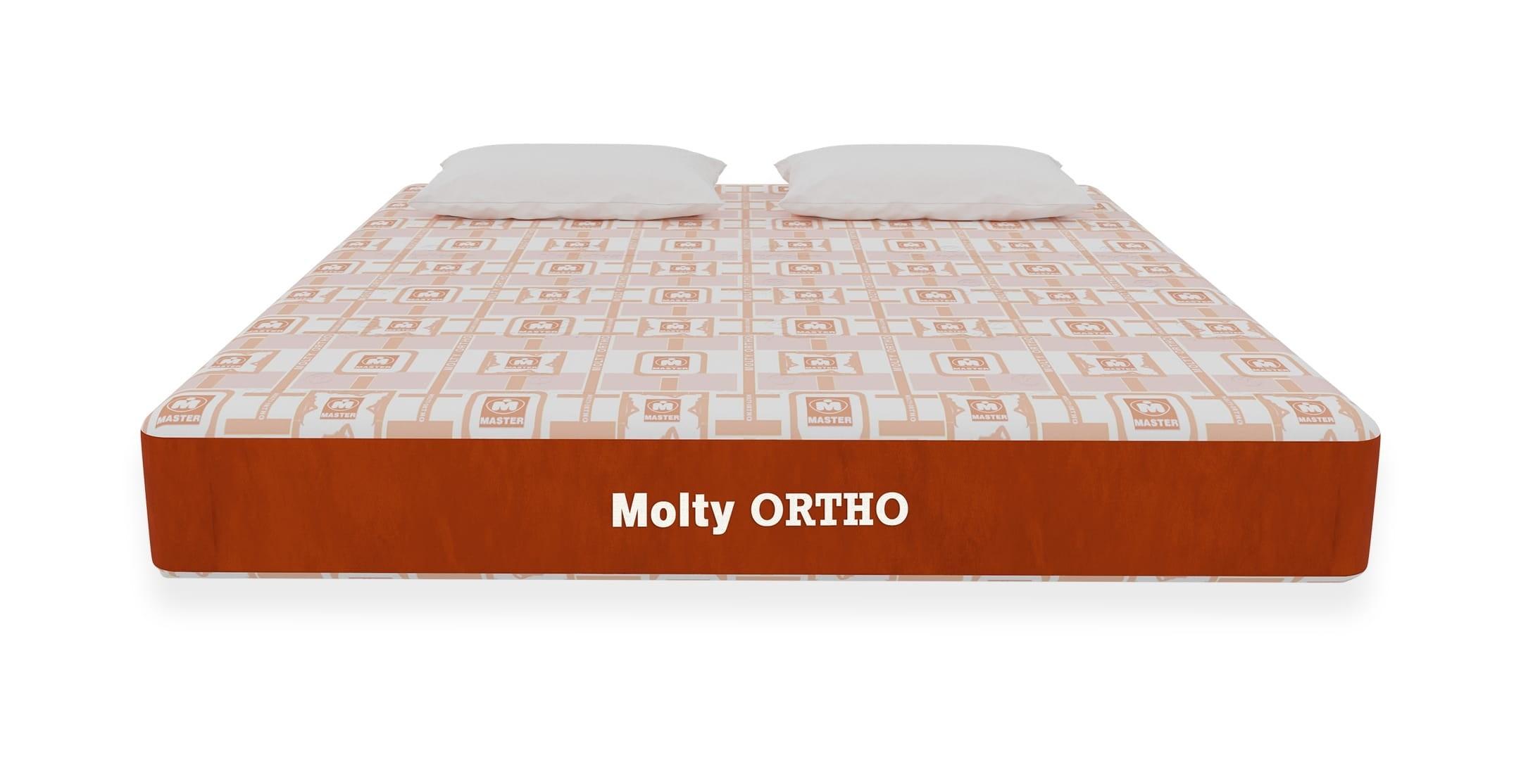 Fabulous Master Molty Ortho Sleep Mattress 6 Inches Machost Co Dining Chair Design Ideas Machostcouk