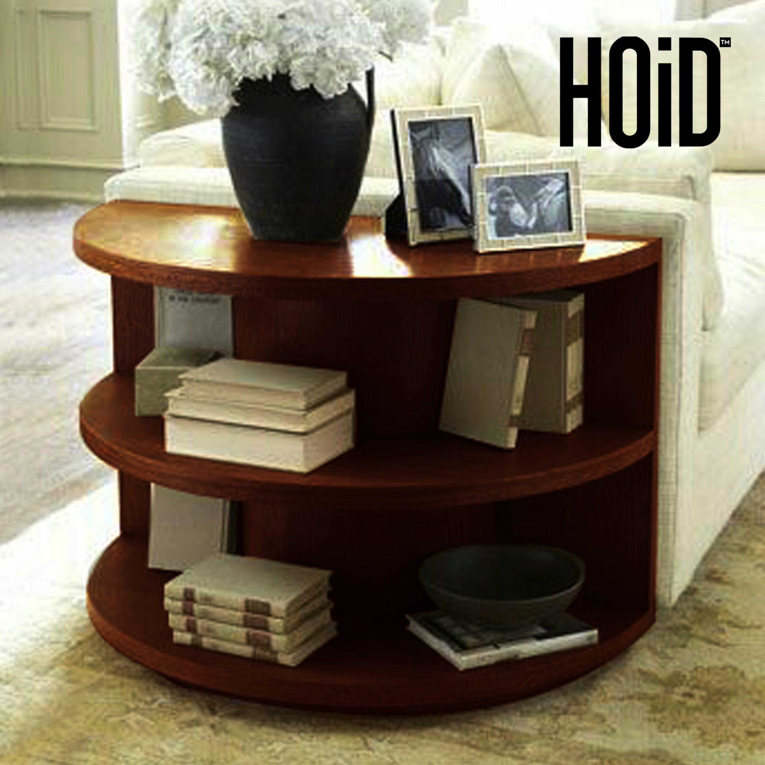 Redon Semi Circle Side Table Hoid Pk