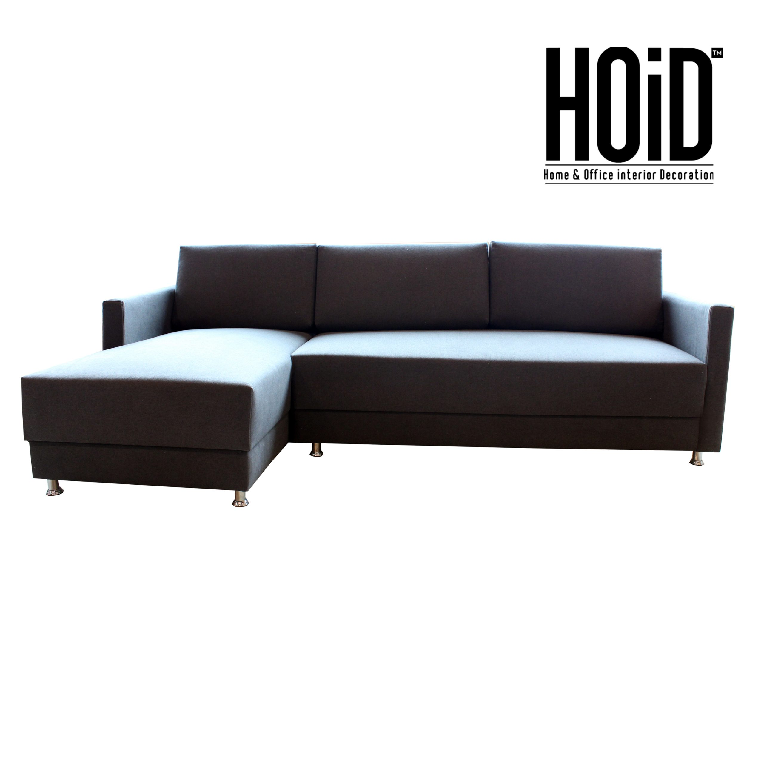 Picture of: Sleek 5 Seater L Shaped Sofa Hoid Pk