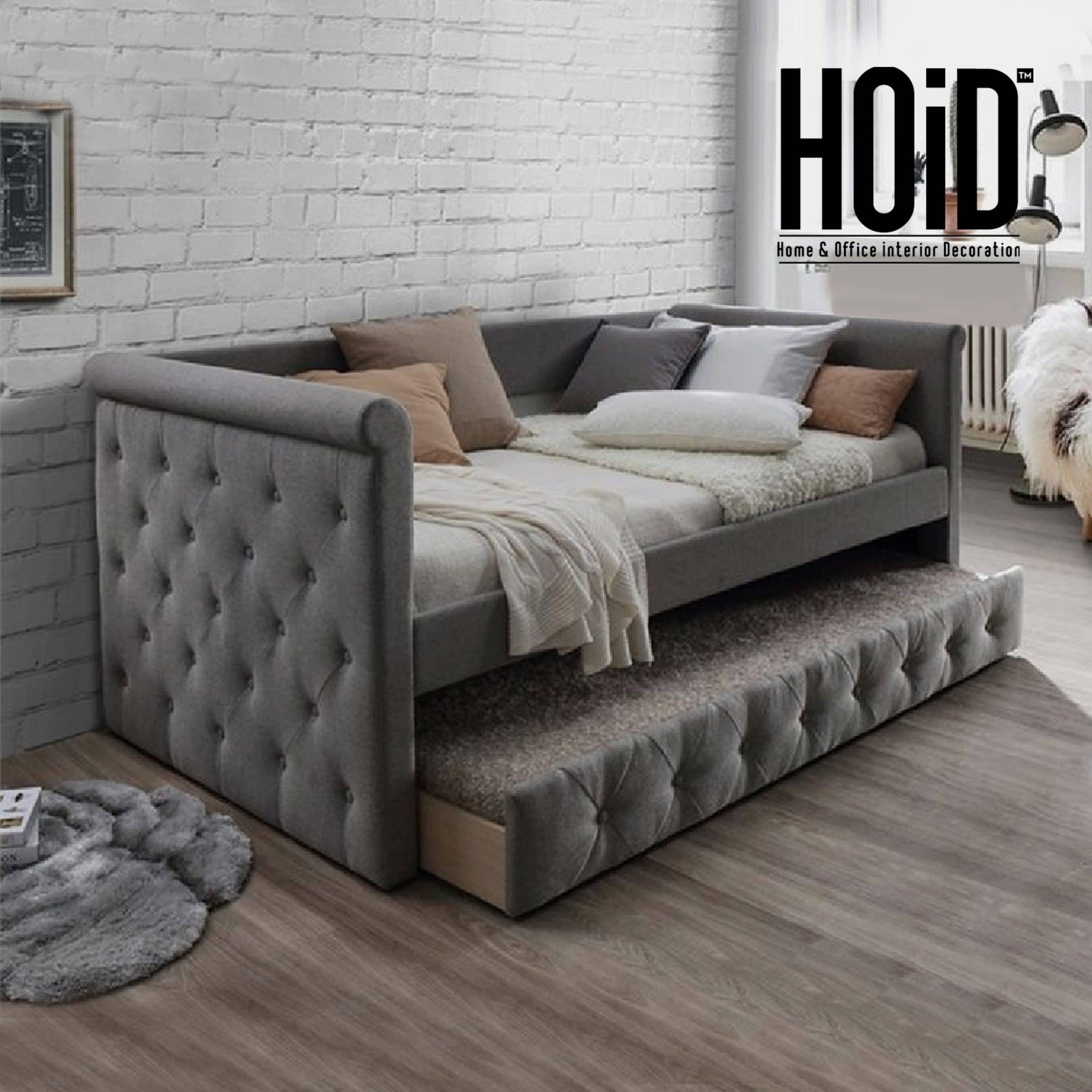 Use 3 Seater Sofa Multi Purpose Seater Bunk Bed Sofa With 2 Mattresses Hoid Pk