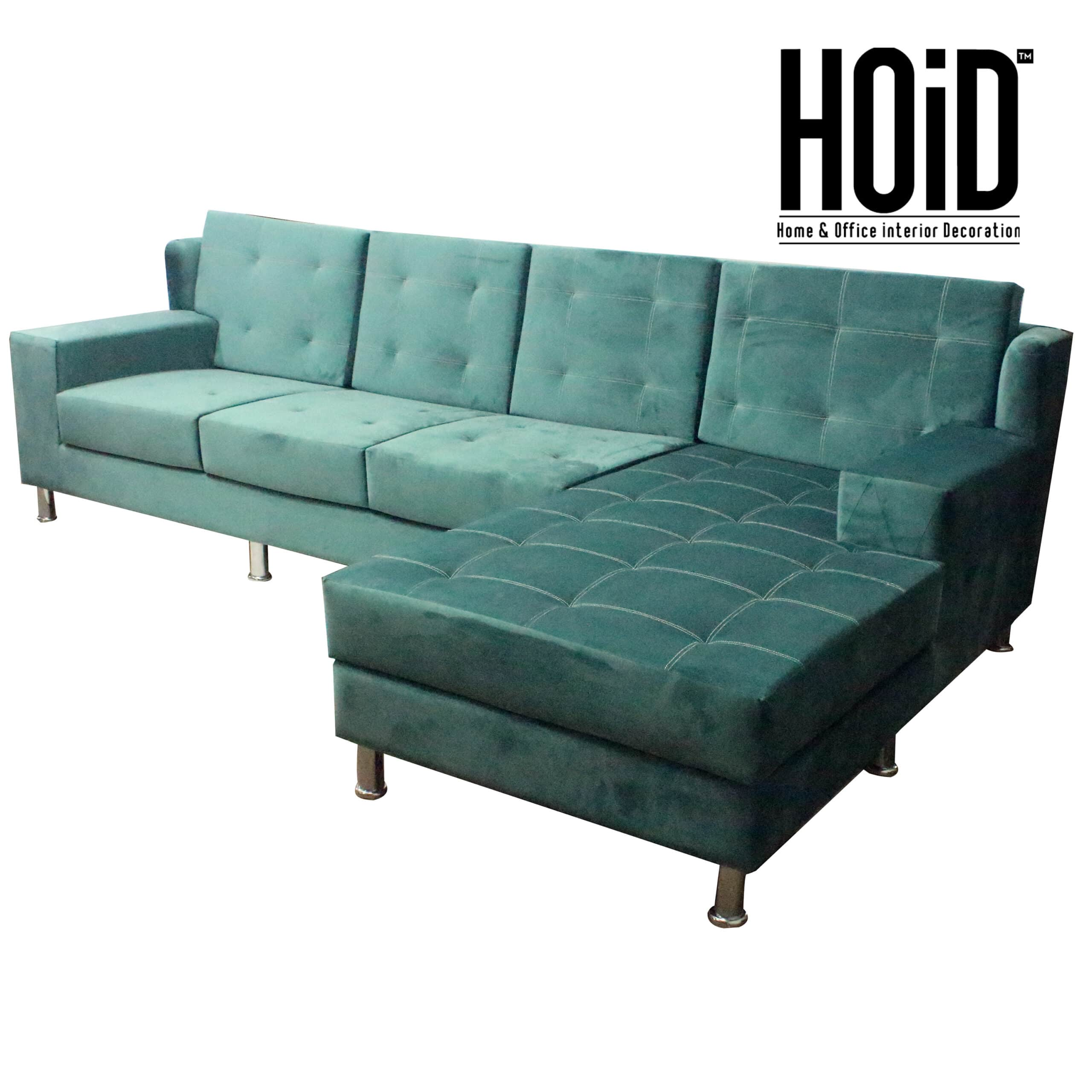 Picture of: Bob 6 Seater L Shaped Sofa Hoid Pk
